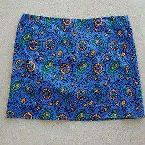 J.Crew Mini Skirt size 8